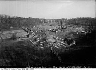 Leaside Sewage Disposal Works