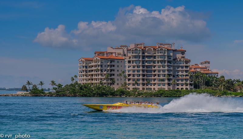Biscayne Bay, Miami Beach, Florida