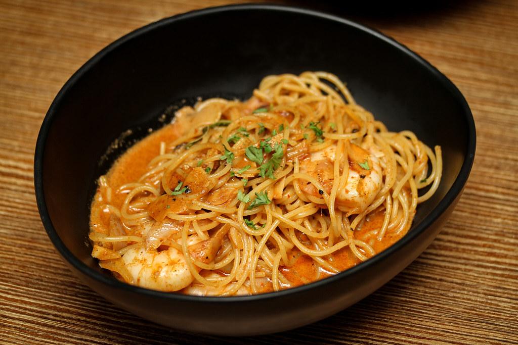 pasta in singapore - Laksa Sayang Eh!