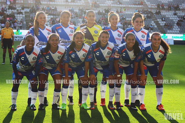 Pachuca 2-1 Puebla Liga Femenil Mx