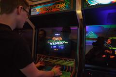 """Black Widow"" Arcade Game"