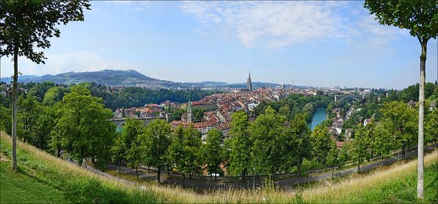 La vieille ville de Berne (Suisse)
