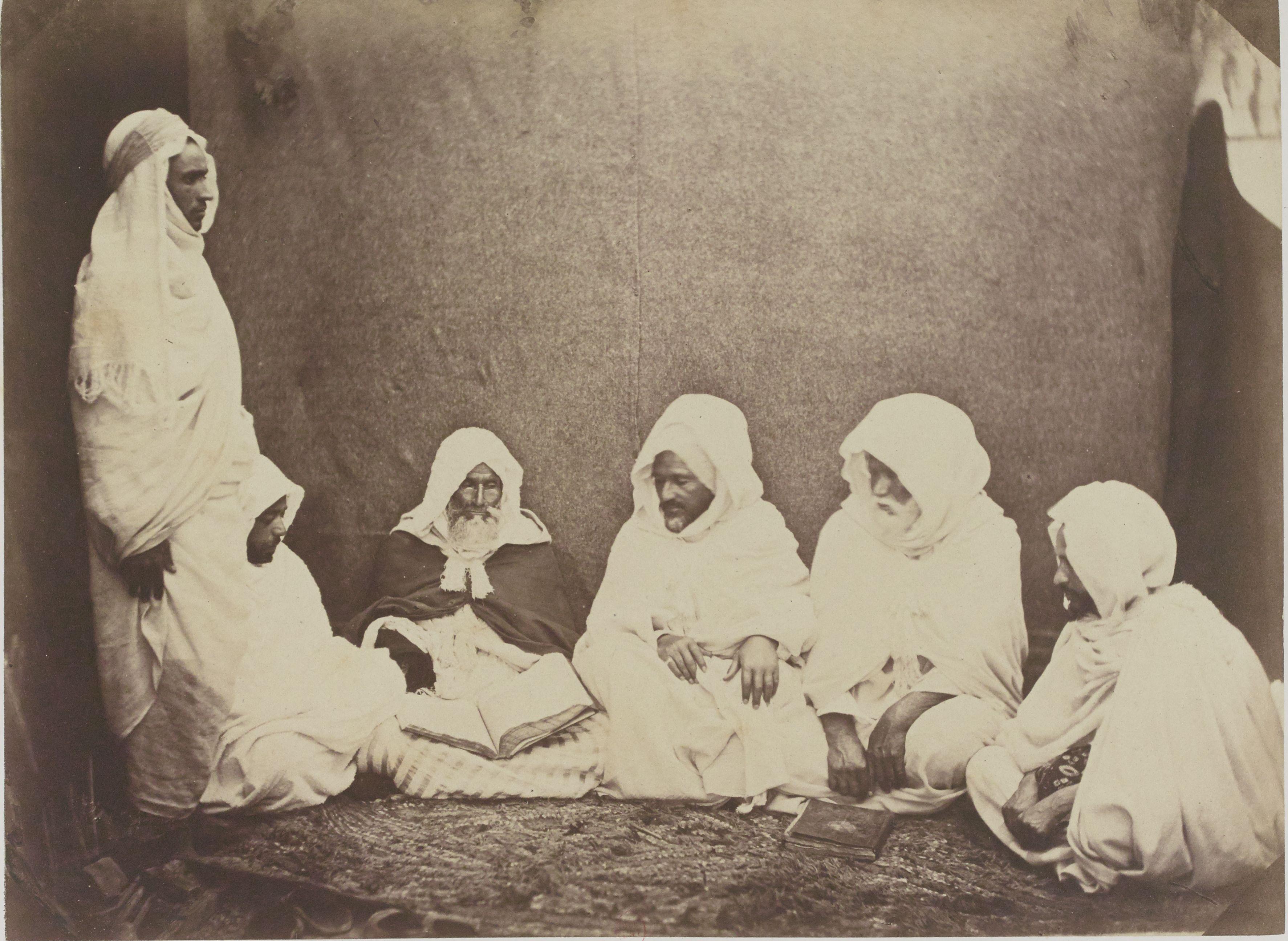 Меджлис, Высший мусульманский суд Тлемсена