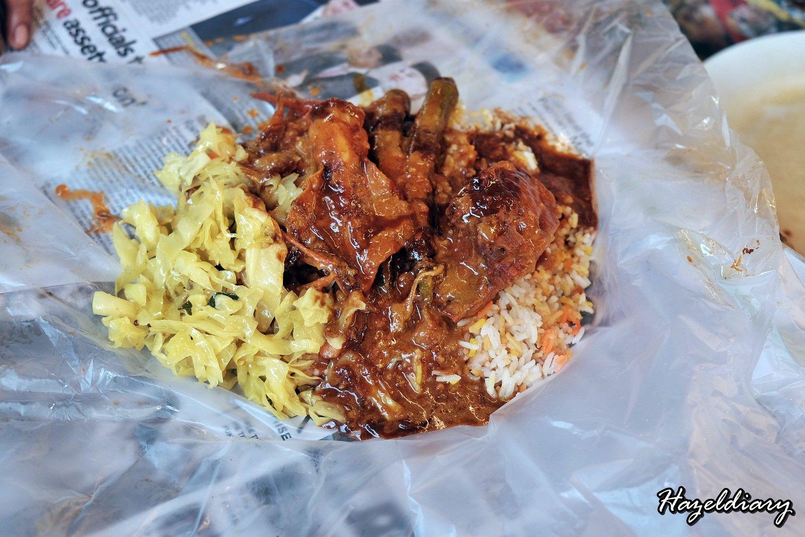 Line Clear Nasi Kandar-Jalan Penang-Hazeldiary-1