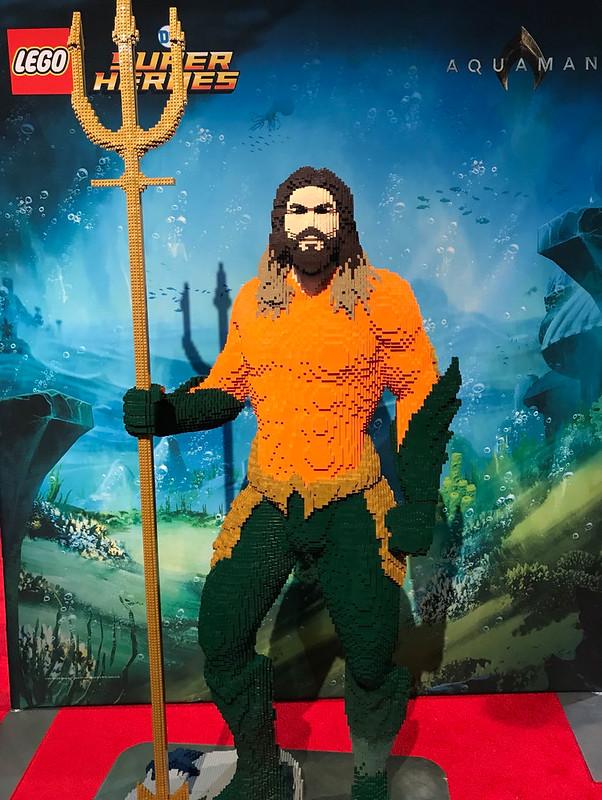 Wielkie figury z San Diego Comic Con 2018 - 2