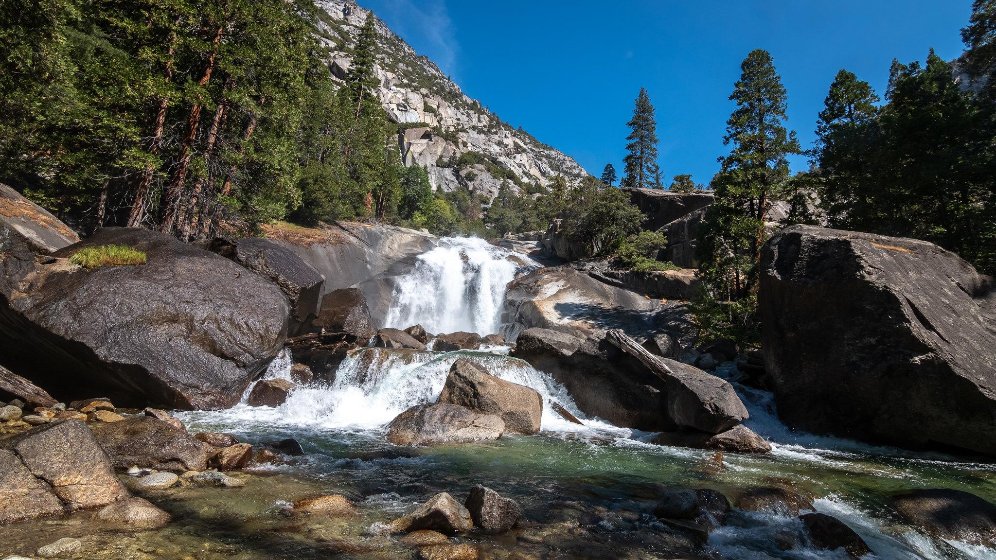 Kings Canyon NP - Californie - [USA]