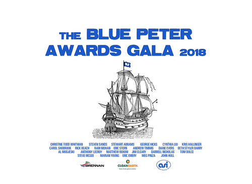 Blue Peter Awards Gala 2018