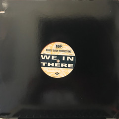 BOOGIE DOWN PRODUCTIONS:WE IN THERE(REMIX)(JACKET A)