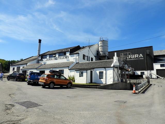 The Jura Distillery