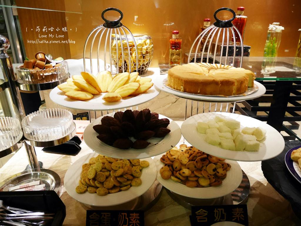 台北長春素食下午茶餐廳吃到飽 (12)