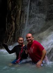 Oldest woman (83) climbs Aguinid Falls