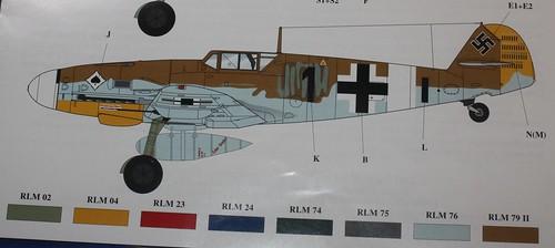 Messerschmitt Bf109G-6, Revell 1/32 43760102482_81aaa0f873