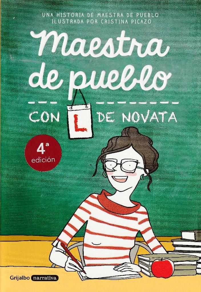 """MAESTRA DE PUEBLO CON """"L"""" DE NOVATA"""