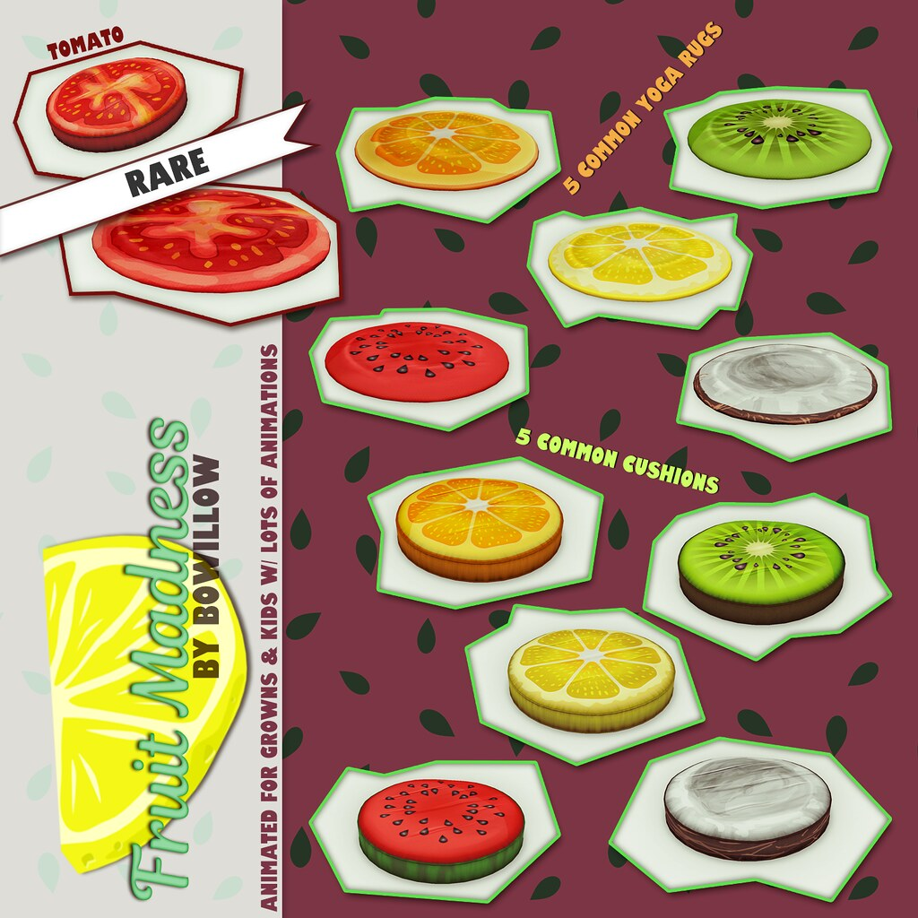 Fruit Maddness Gacha Ad - TeleportHub.com Live!