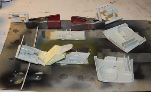 Messerschmitt Bf109G-6, Revell 1/32 43912780712_3779e1742f