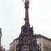 Olomouc : la colonne de la Sainte Trinité