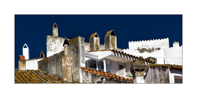 Chimneys of Cadaqués