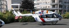 OO-NHB EC145-C2 - Noordzee Helikopters Vlaanderen, Loos 260518