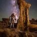 The Predator at the Alien Throne by Wayne Pinkston