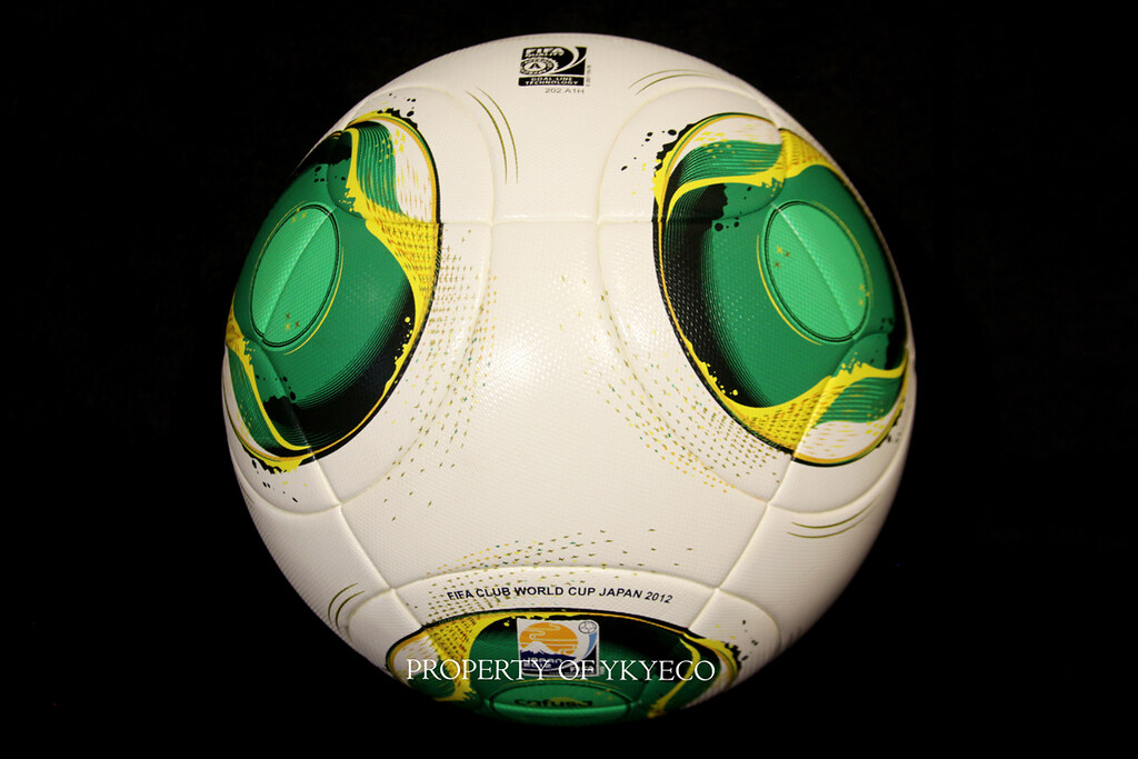 1ed19b21d06d2 ... CAFUSA FIFA CLUB WORLD CUP JAPAN 2012 ADIDAS MATCH BALL