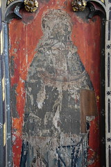 rood screen: St Jude (15th Century)