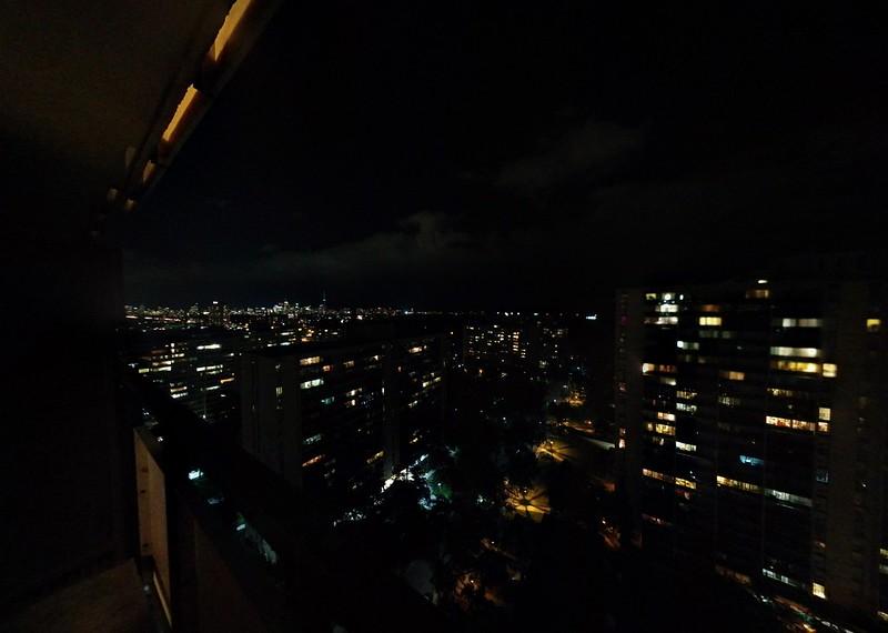 Glittering, panorama #toronto #skyline #highparknorth #lights #night #latergram #panorama #googlephotos