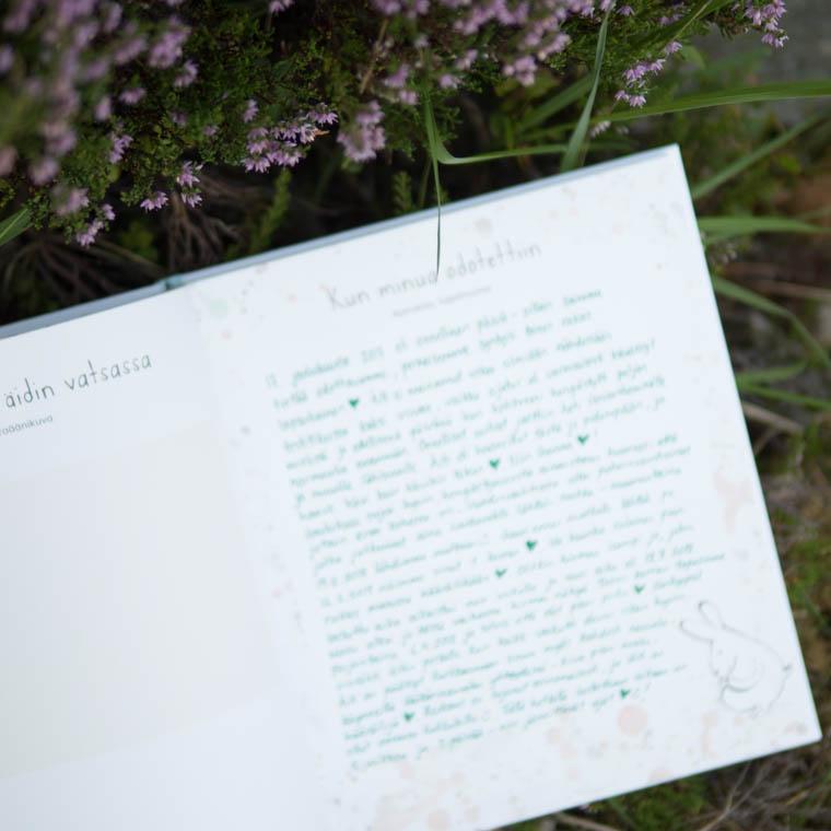 pienen oma kirja 2