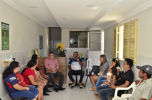 Reunião em Acarape