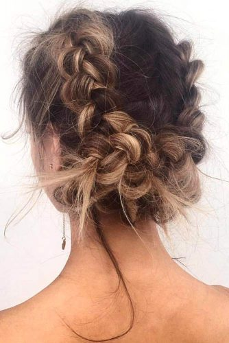 Adorable Dutch Braid Hairstyles To Amaze Your Friends! 8