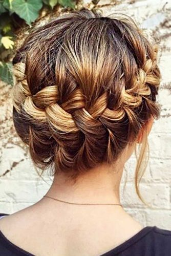 Most Stunning Braided Short Hair Styles To Top Level Of Beauty 2