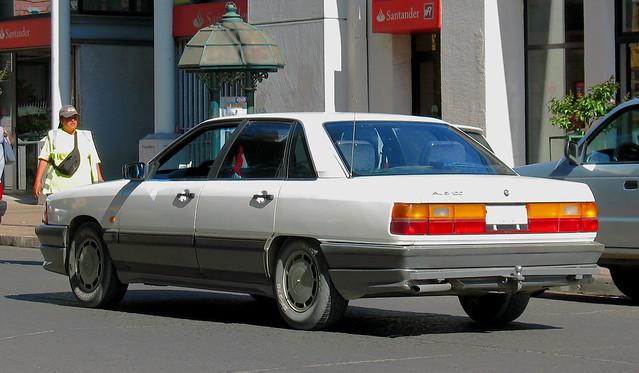 Audi 100 1984
