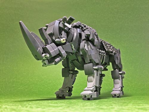 LEGO Mecha Rhinoceros-03