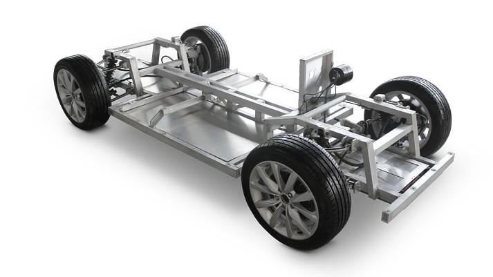 MW Motors Luka EV 1