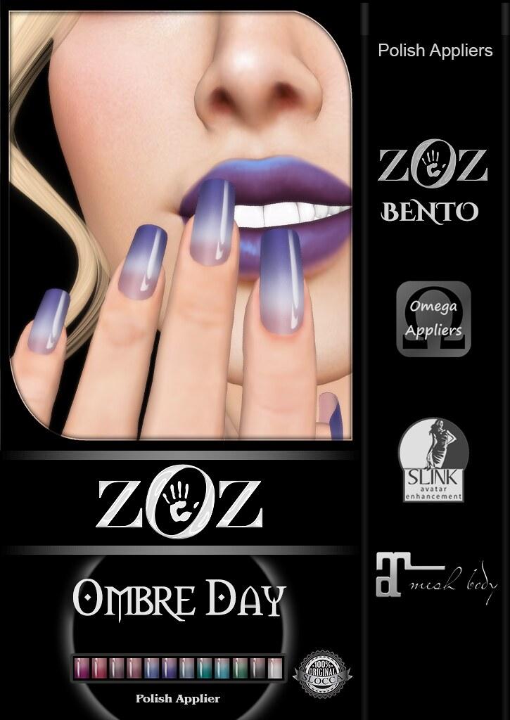 {ZOZ}  Ombre Day pix L - TeleportHub.com Live!