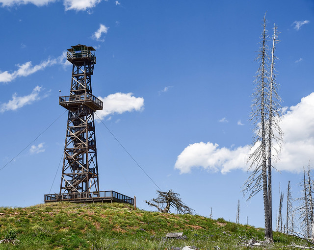 Hat Point Fire Lookout