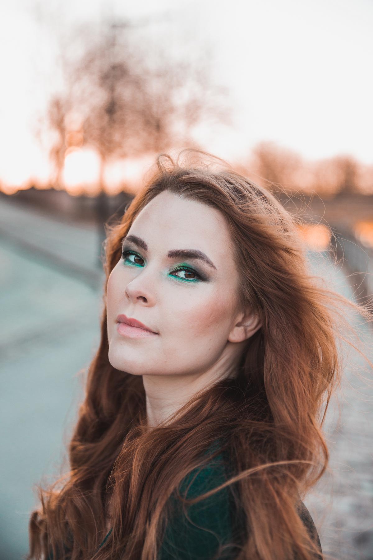 id vihreä silmämeikki annieveliina-7