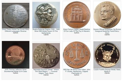 Numismaclub medals