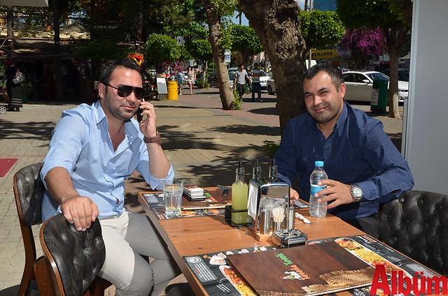 Süleyman Demirtaş, Murat Günay
