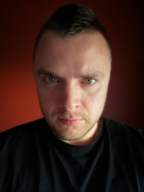 Portret - aparat przedni