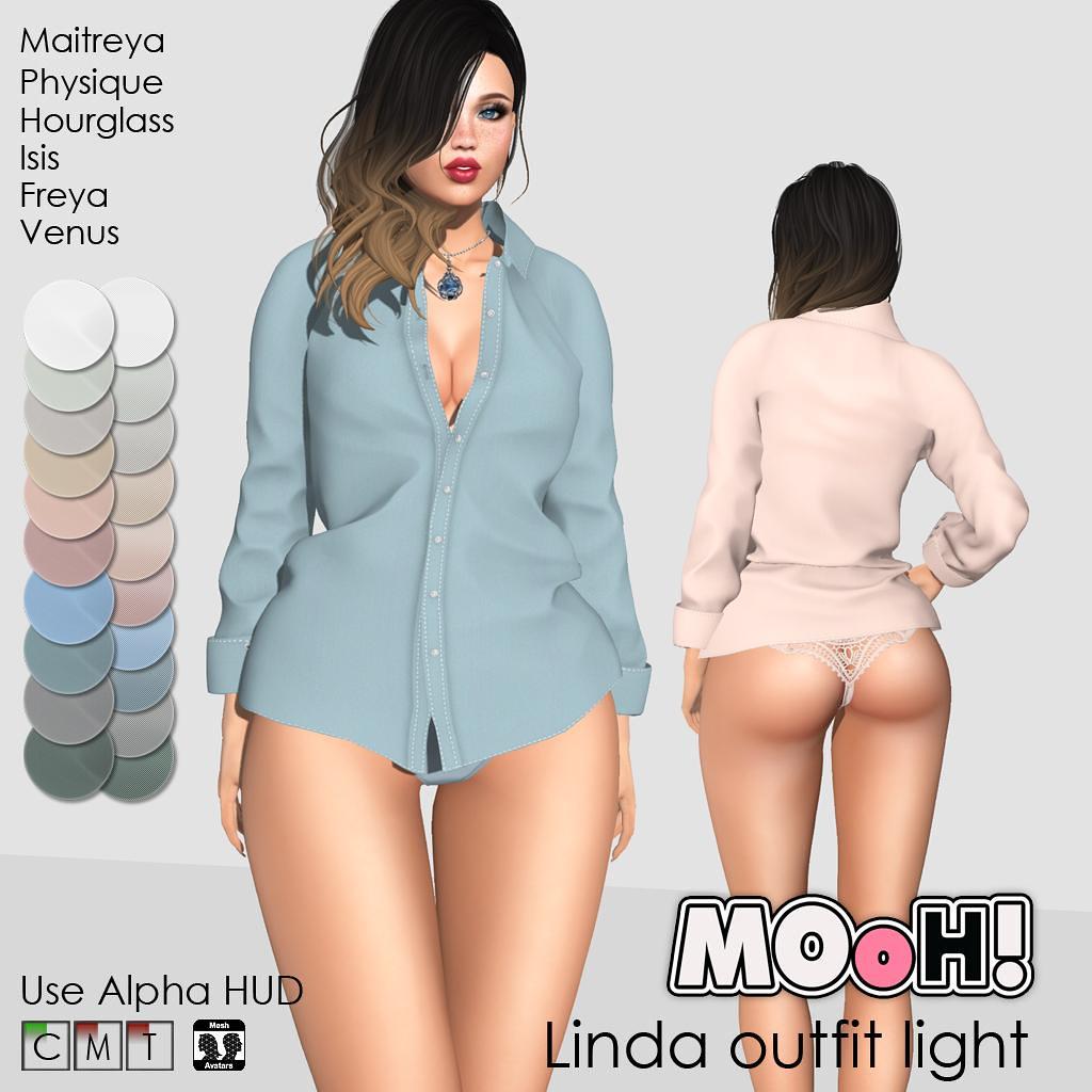 Linda outfit light - TeleportHub.com Live!