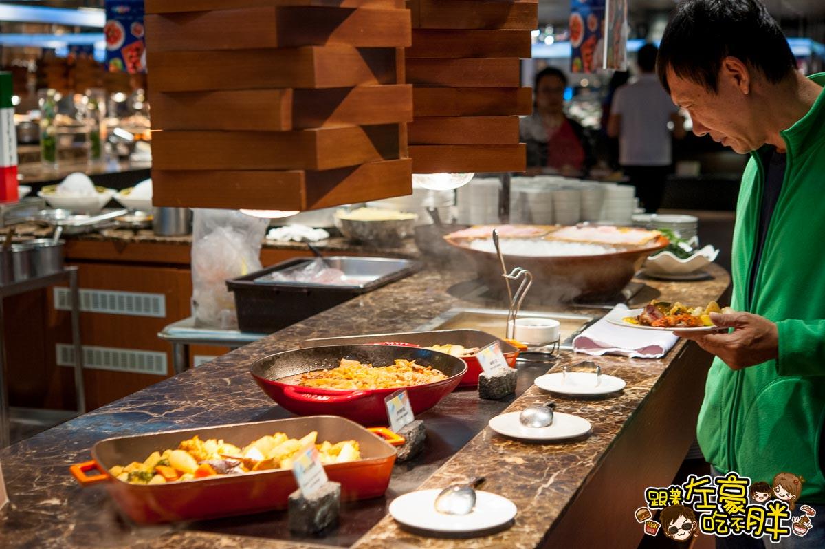 漢神巨蛋海港餐廳吃到飽-30