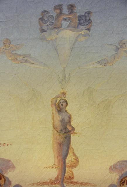 Detail - Morning (first Version), Philipp Otto Runge, 1808