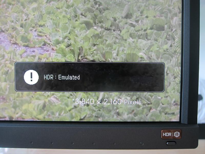 EW3270U - HDR Emulated