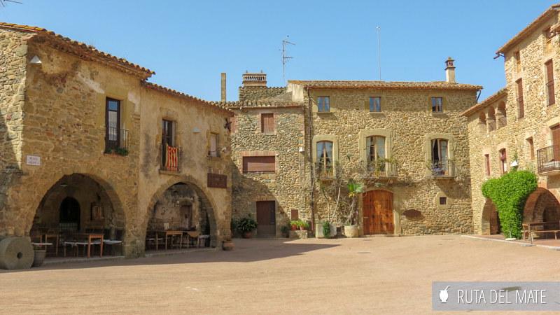 Pueblos de Cataluña Medievales 05