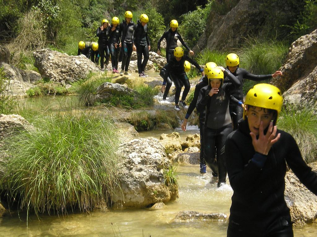 Viaje de fin de curso Delta del Ebro