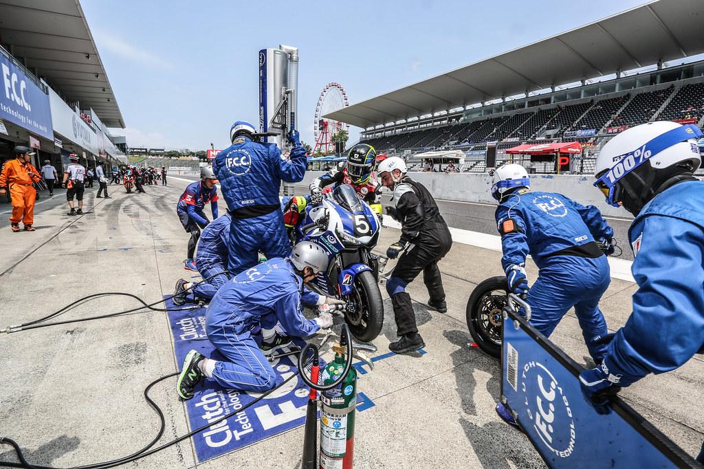 8,Hours,Suzuka,2018,EWC,F.C.C.TSR Honda France,Freddy FORAY,Josh HOOK,Alan TECHER