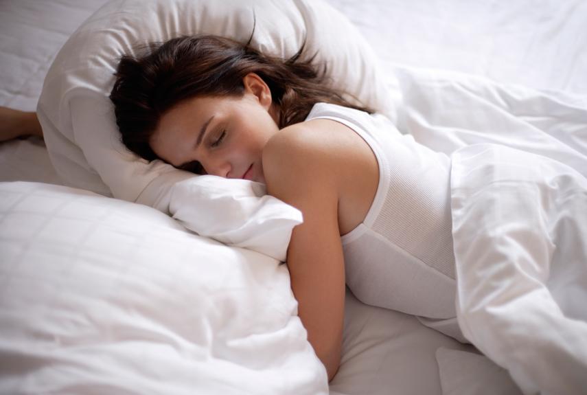 ngủ úp bụng