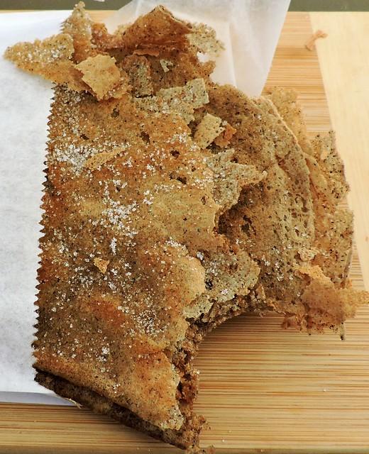 Buckwheat crêpes