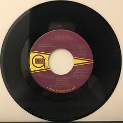 DEBARGE:I LIKE IT(RECORD SIDE-B)