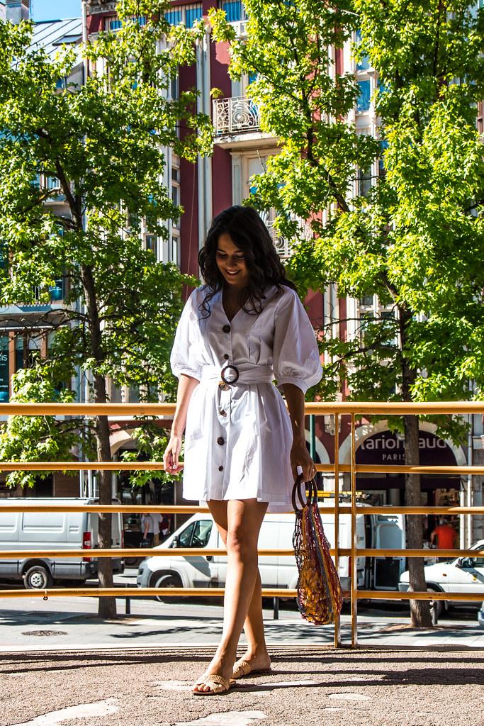 vest blanco